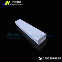 PVC别墅屋面落水天沟 pvc下水管弯头三通配件杭州 成品方