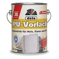 德国都芳全环保水性木器PU色漆底漆