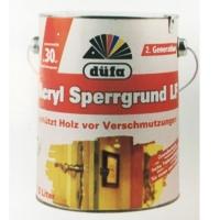 德国都芳第二代水性木器封闭底漆