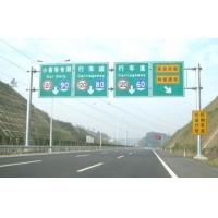 广东信达悬臂式6.5*12米交通信号灯杆