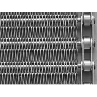 不锈钢网带式输送机不锈钢丝输送网带二手热处理网带炉
