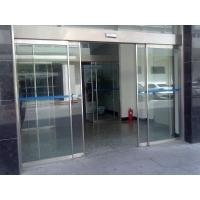 北京大興區安裝玻璃隔斷安裝感應門