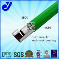 热销绿色线棒|JY-4000YL-P绿色精益管|线棒货架配件