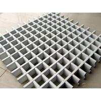 南京铝格栅厂家扬州木纹铝格栅哪里卖徐州10*10铝格栅价格