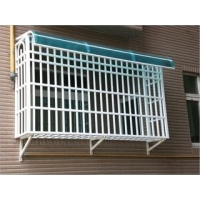 阳台防盗窗