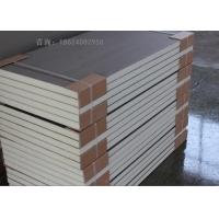 聚氨酯彩钢夹心复合板聚氨酯夹心保温板