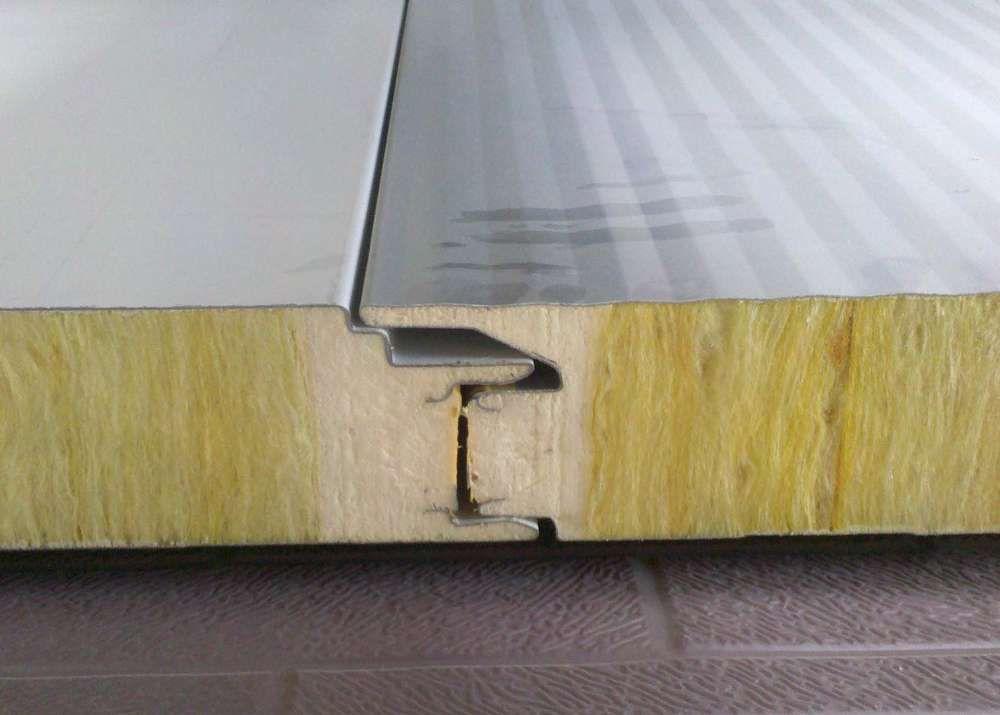 未来岩棉复合板沈10阳岩绵保温装饰 新型岩棉复合装饰板