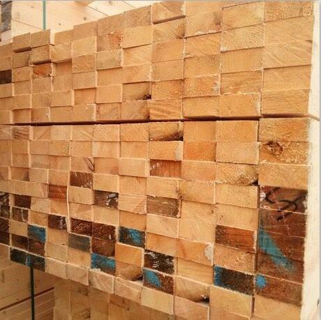 加工建筑木方,铁杉木方