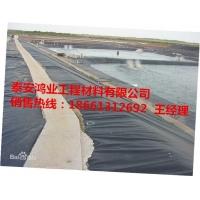 供应山东HDPE土工膜厂家有堤坝的防渗、堵漏,加固、水渠的防
