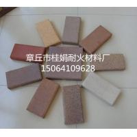 烧结砖陶土砖井字砖仿古青砖广场砖15064109628