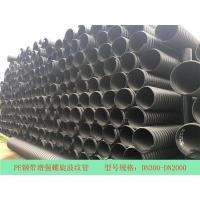 HDPE钢带管300SN8 湖南HDPE钢带管价格 江西HD