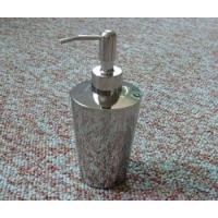 不锈钢锥形卫浴液瓶