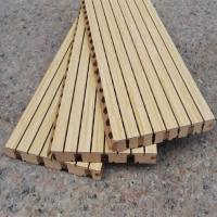 深圳踏普家庭影院吸声降噪槽木型木质吸声板