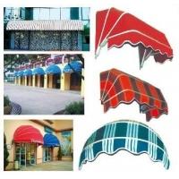 法式蓬西瓜棚雨棚阳台窗户遮阳棚装饰蓬篷折叠球形棚