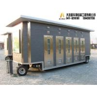 太原拖挂式移动厕所 大同景区卫生间 阳泉景区环保厕所