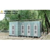 雕花板打包環保廁所、帶殘疾間移動廁所、太陽能發電式環保廁所