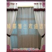 簡歐系列窗簾布藝