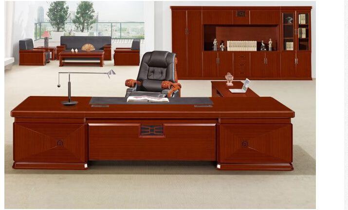 办公大班台老板桌主管桌定做办公班台采购