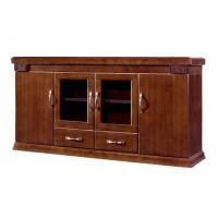 实木文件柜储物柜图片