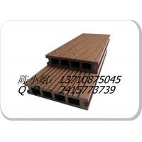 供应135*30塑木防腐地板、木塑中空板、PE地板询价