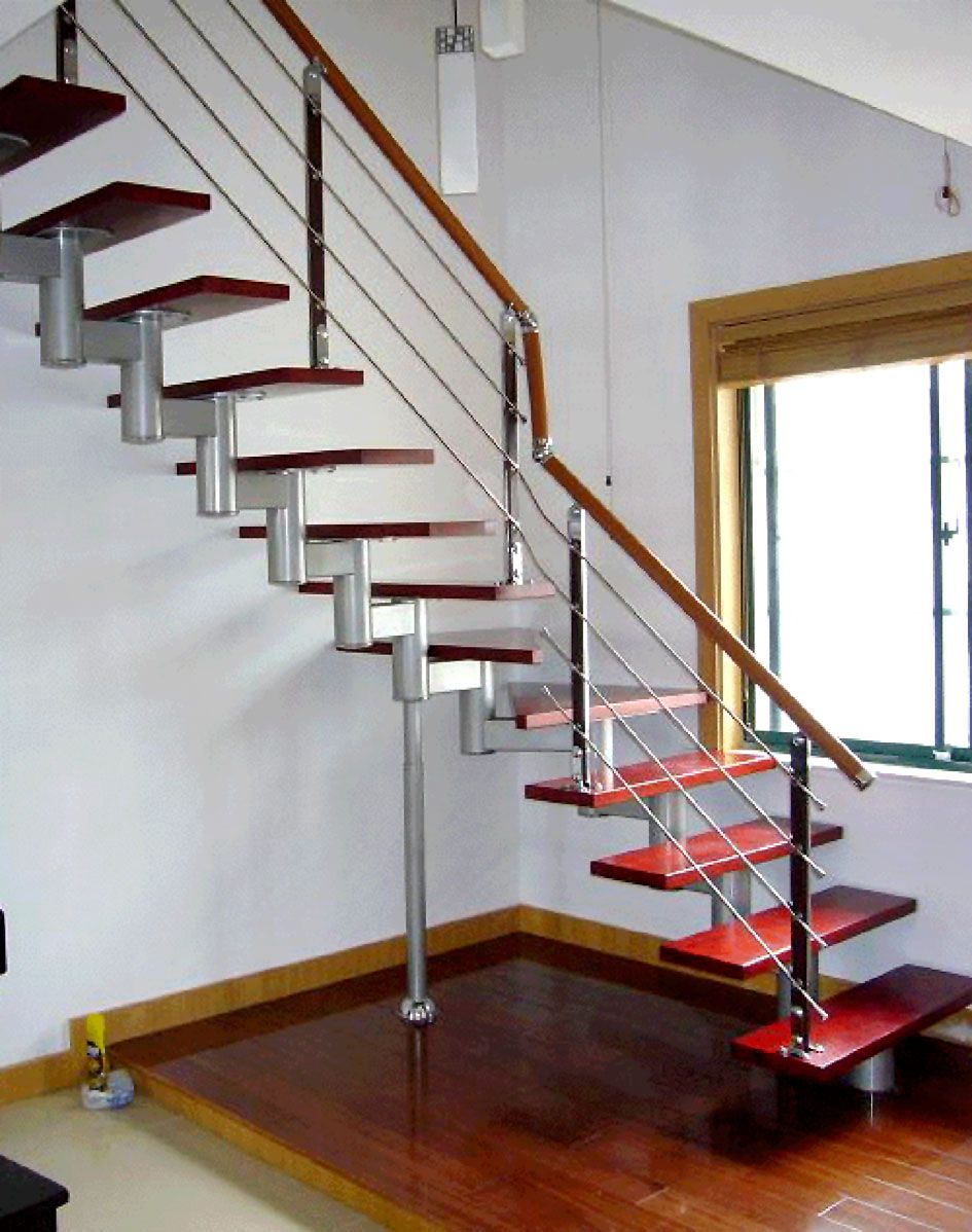 供应旋转楼梯 - 粤美楼梯厂
