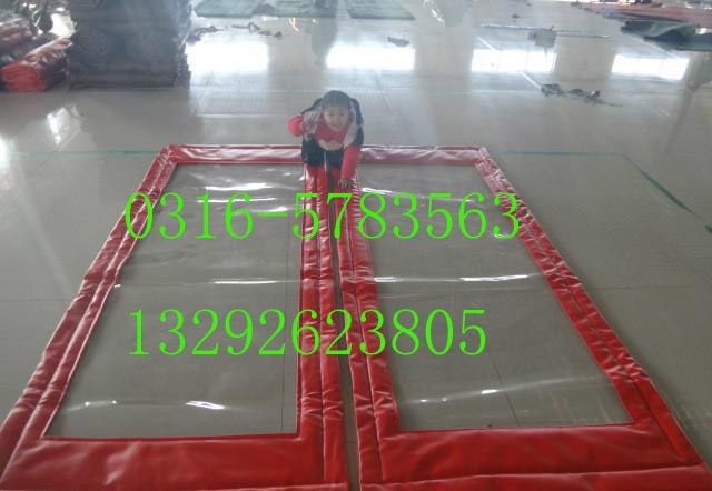 上海市可定做各种帆布棉门帘知名厂家生产