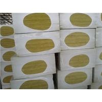 湖北防火幕墙岩棉板价格 外墙高密度岩棉板价格