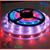 WS2813 30灯断点续传单点单控像素灯条幻彩灯带