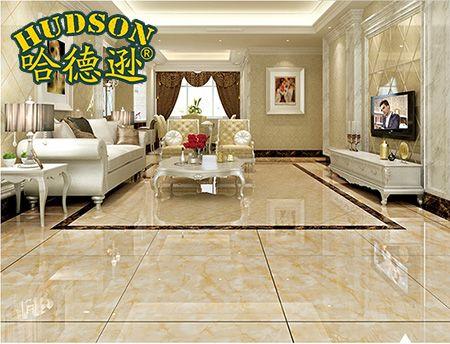 中式装修瓷砖 800*800微晶石