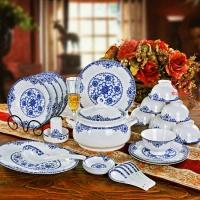 高档礼品陶瓷餐具手绘餐具
