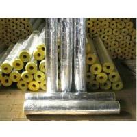 水路管道保温保冷贴面玻璃棉管