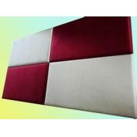 家庭影院会议室等室内场所装修布艺软包装饰板