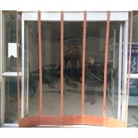 透明防塵磁性門簾 四季通用熱容型pvc磁吸自吸門簾