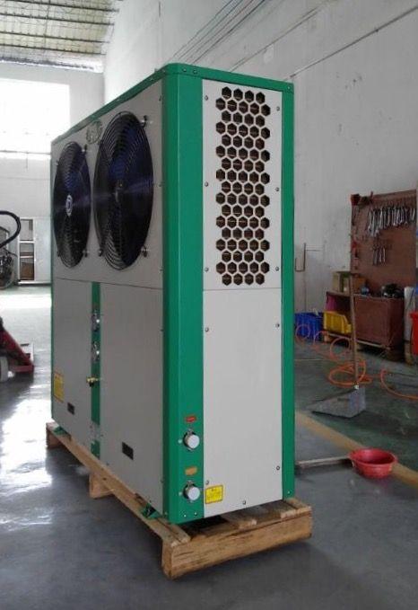 谱德超低温空气源采暖机组