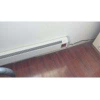 踢脚线电供暖式家庭暖气