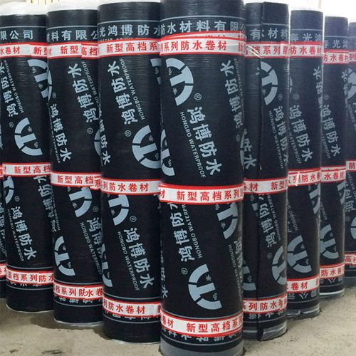 SBS防水卷材3mm聚酯胎屋面耐根刺防水材料