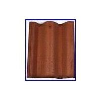 陶土红-水泥彩瓦