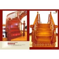 竹楼梯006|春红竹地板|江西竹地板
