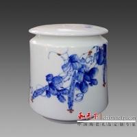 陶瓷食品罐子  陶瓷密封罐子