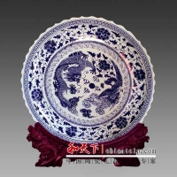 陶瓷大盘子
