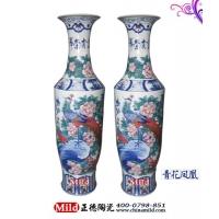 供应粉彩大花瓶