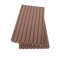 楚雄中信塑木新型材料  圆孔地板