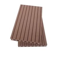 楚雄中信塑木新型材料 圆孔地板二