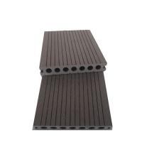 楚雄中信塑木新型材料 圆孔地板五