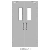 成都鋼木質隔熱防火門-01