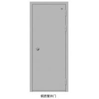四川防火门厂家 DQ332钢质丙级管井门