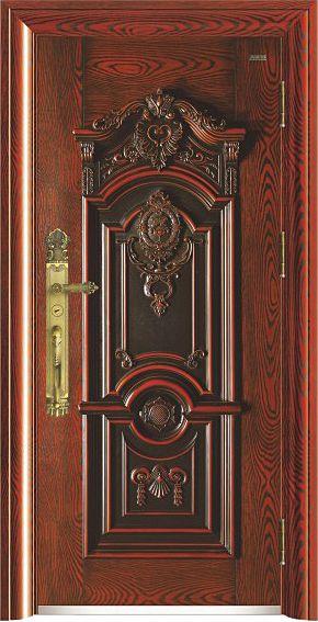 10公分宫廷宝∏典(单门)甲级-古典红橡