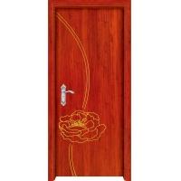 大前高端模压木门系列套装门DQ-3008(古巴原木)