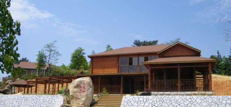重庆木屋 木别墅设计安装