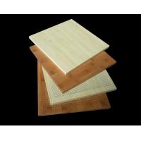 天然木皮(竹皮)铝蜂窝板